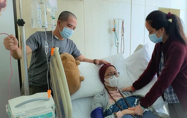 Hành trình 3 năm ròng chống ung thư của con gái đạo diễn Đỗ Đức Thành: Oà khóc vì nghịch cảnh, ước được ghép tuỷ thành công trong sinh nhật tuổi 20 - Ảnh 8.