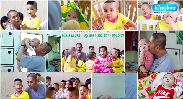 Clip: Xúc động người đàn ông độc thân ở Đồng Nai nhặt gần trăm đứa trẻ mồ côi về nuôi nấng - Ảnh 5.