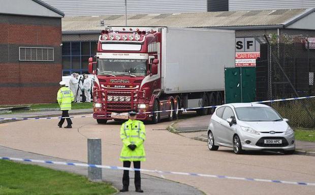 ĐSQ Việt Nam tại Anh xác nhận có người Việt trong số 39 người thiệt mạng trên xe tải - Ảnh 1.