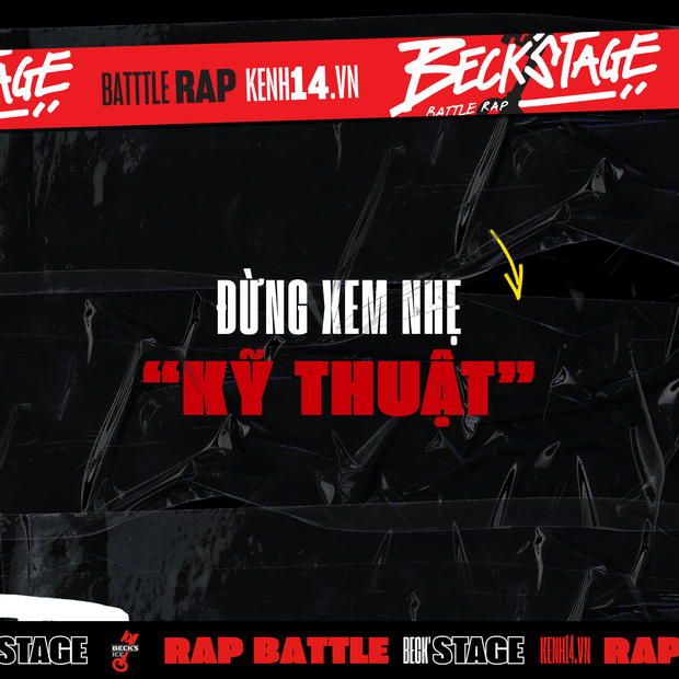 Gom ngay 5 bí kíp này để thực hiện bài dự thi Beck'Stage Battle Rap sao cho thật mượt! - Ảnh 3.