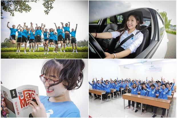 """""""Lực hấp dẫn"""" của kì thi Tuyển sinh đầu vào trường Doanh Nhân CEO Việt Nam - Ảnh 2."""