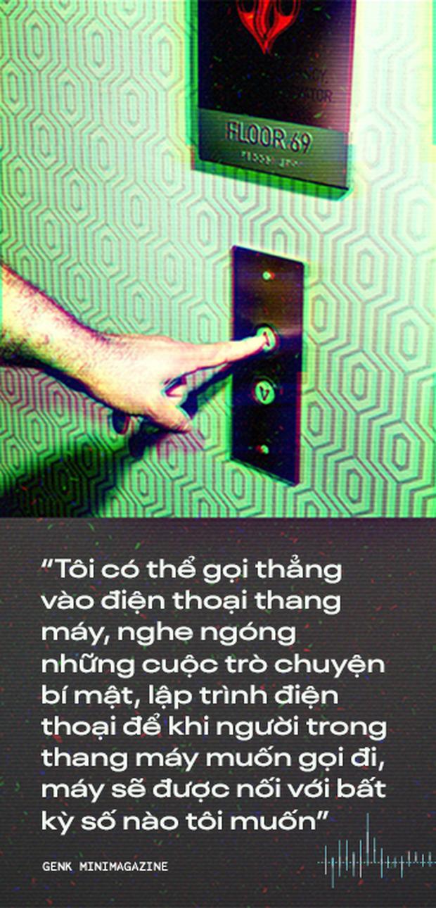 Bí mật trong thang máy: cổng không gian đặc biệt cho phép trò chuyện với người lạ bằng đường dây khẩn cấp - Ảnh 2.