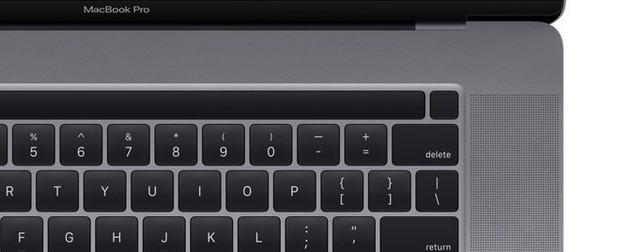 MacBook Pro 16 inch lộ hàng mới: Viền màn hình mỏng hơn, cảm biến Touch ID tách biệt - Ảnh 2.
