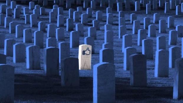 50 năm nữa, số người dùng đã chết trên Facebook có thể vượt quá số người đang sống - Ảnh 1.