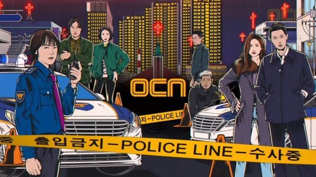 OCN công bố line up phim hình sự hạng xịn 2020: Vũ trụ giật gân Hàn Quốc chính là đây - Ảnh 1.