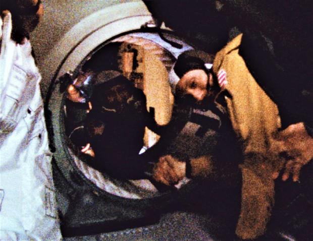 Những sự cố đáng tiếc của các cuộc du hành vũ trụ trong lịch sử - Ảnh 12.