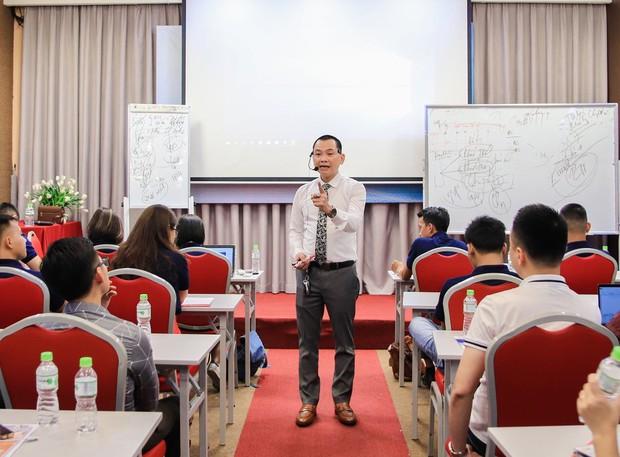 """""""Lực hấp dẫn"""" của kì thi Tuyển sinh đầu vào trường Doanh Nhân CEO Việt Nam - Ảnh 3."""