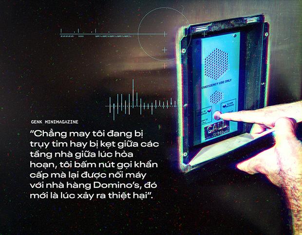 Bí mật trong thang máy: cổng không gian đặc biệt cho phép trò chuyện với người lạ bằng đường dây khẩn cấp - Ảnh 5.