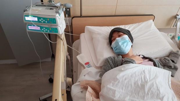 Hành trình 3 năm ròng chống ung thư của con gái đạo diễn Đỗ Đức Thành: Oà khóc vì nghịch cảnh, ước được ghép tuỷ thành công trong sinh nhật tuổi 20 - Ảnh 6.