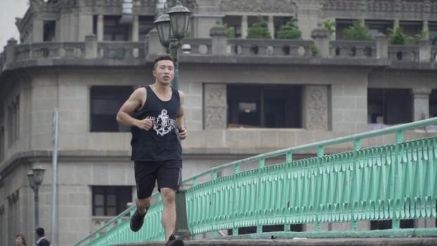 Show Marathon khép lại với câu chuyện về chàng hot streamer quyết tâm chạy bộ để thay đổi bản thân - Ảnh 3.