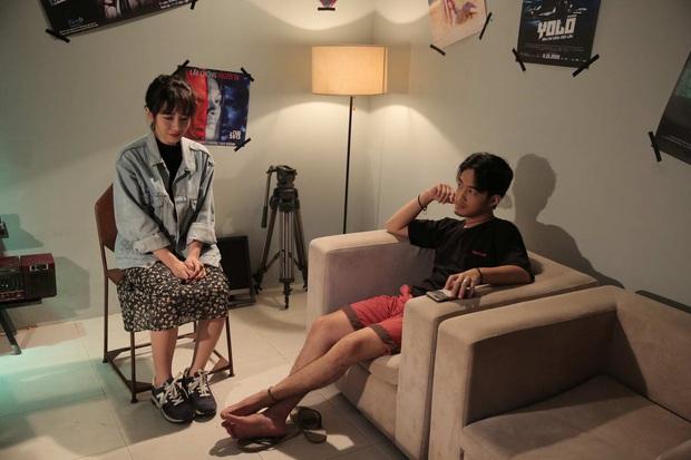 Đồng Ánh Quỳnh rủ rê bạn trai Miu Lê đóng web drama Phim Này Thắng Chắc, ekip chơi lầy từ đầu đến cuối - Ảnh 3.