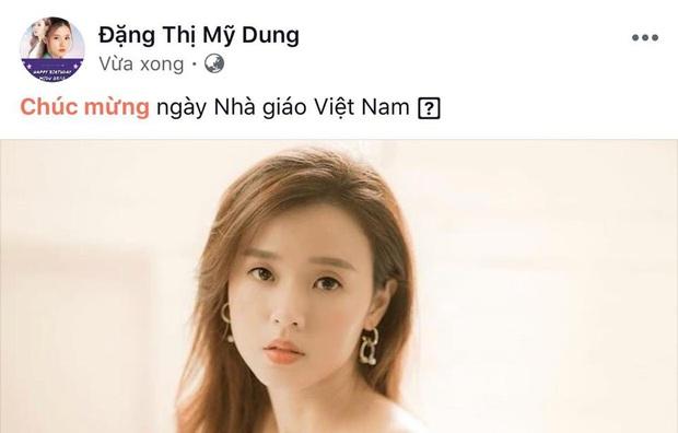 Thái Trinh kể kỷ niệm thời đi học, Ngọc Lan diện áo dài cùng Jack & K-ICM và dàn sao Việt gửi lời chúc nhân ngày 20/11 - Ảnh 8.