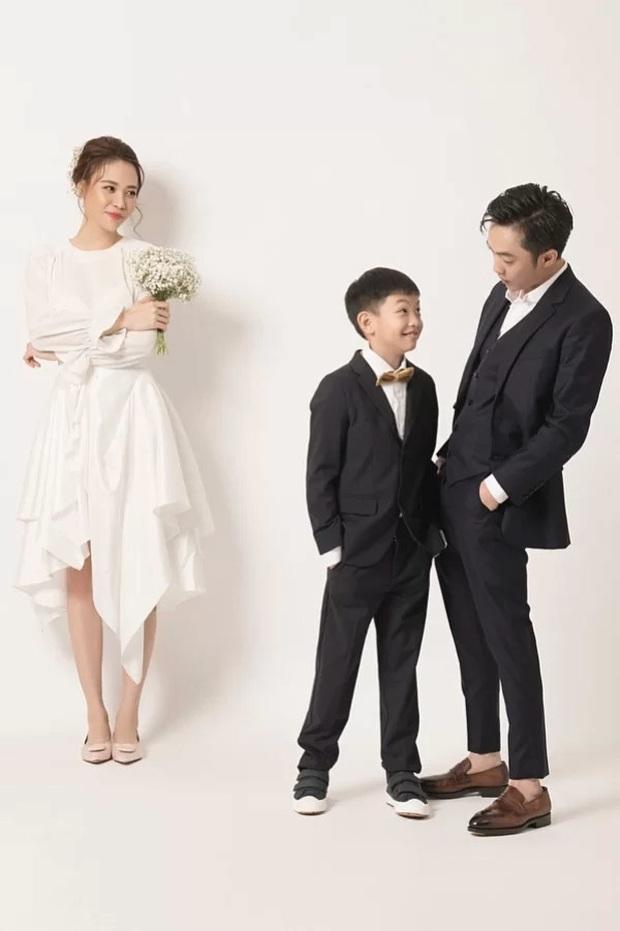 Được Cường Đô La mừng sinh nhật sớm, Đàm Thu Trang lần đầu để lộ vóc dáng sau tin đồn mang thai con đầu lòng - Ảnh 6.