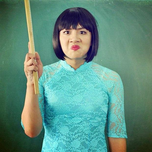 5 cô giáo ấn tượng của màn ảnh Việt: Hồ Ngọc Hà hiền lành chân chất làm sao lại cô BB Trần đanh đá - Ảnh 1.
