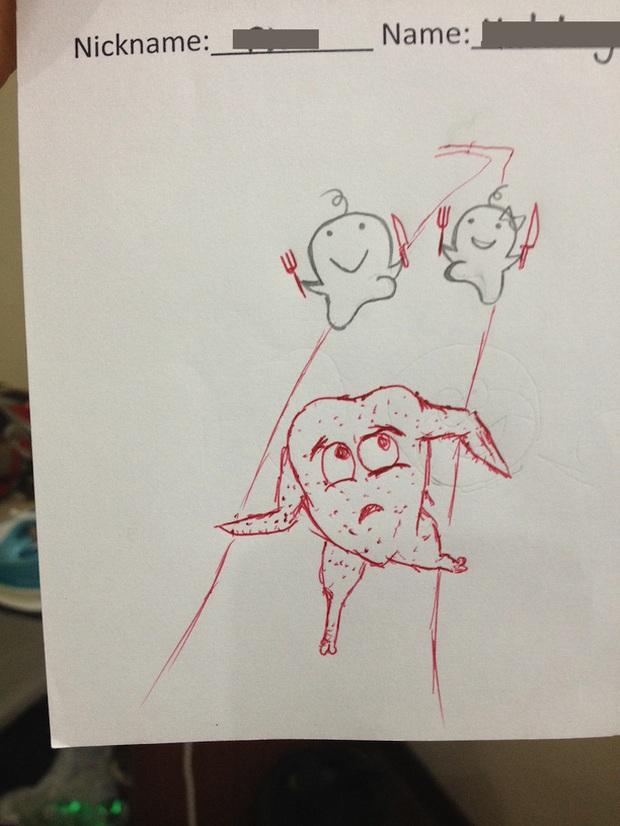 Những khoảnh khắc cho thấy độ bá đạo của thầy cô mà ngay cả đám học trò tinh quái nhất cũng phải cúi đầu chịu thua - Ảnh 2.