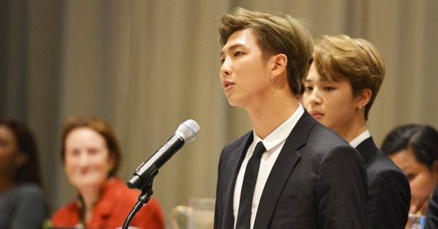 Các thành viên BTS hoán đổi tài năng cho nhau: RM và J-Hope được khao khát nhất, Jimin ước điều quá dễ thương - Ảnh 10.