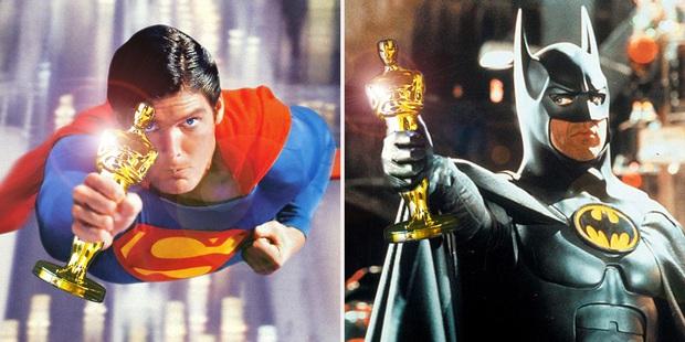 """Gần 1 thế kỷ nỗ lực, vì sao phim siêu anh hùng vẫn chẳng bao giờ """"có cửa"""" với Oscar? - Ảnh 1."""