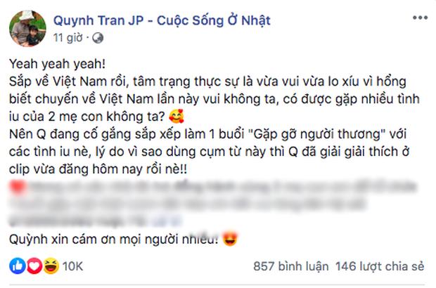 """Còn vài ngày nữa về Việt Nam, Quỳnh Trần JP lo đến mất ngủ vì sắp lên sóng truyền hình, sợ """"làm trò cười cho thiên hạ"""" - Ảnh 4."""