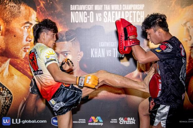 Độc cô cầu bại Nguyễn Trần Duy Nhất thể hiện cực đỉnh trên sàn tập, sẵn sàng tạo nên chiến tích tiếp theo tại ONE Championship - Ảnh 1.