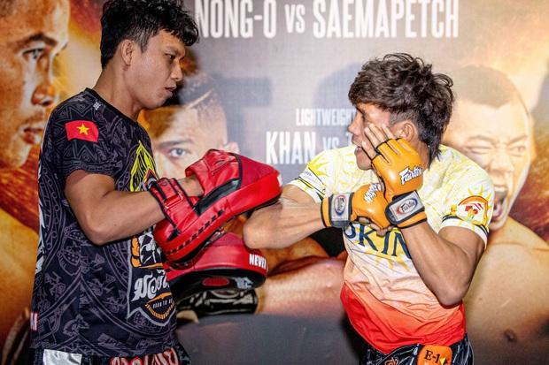 Độc cô cầu bại Nguyễn Trần Duy Nhất thể hiện cực đỉnh trên sàn tập, sẵn sàng tạo nên chiến tích tiếp theo tại ONE Championship - Ảnh 2.