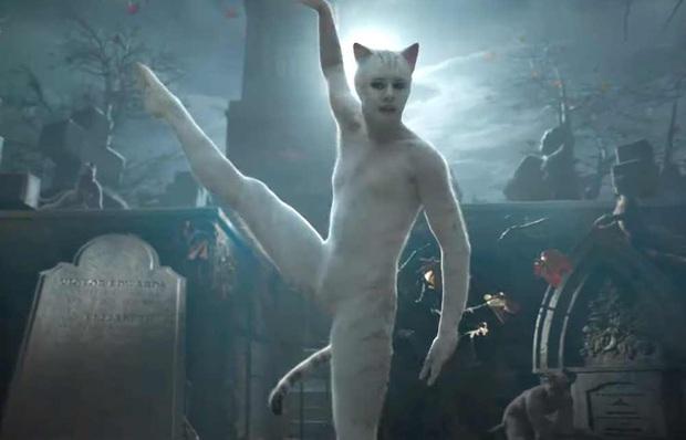Hết hồn nhìn bầy mèo cởi truồng ở trailer Cats, cư dân mạng ái ngại đua nhau che chắn vòng 1 cho Taylor Swift - Ảnh 9.