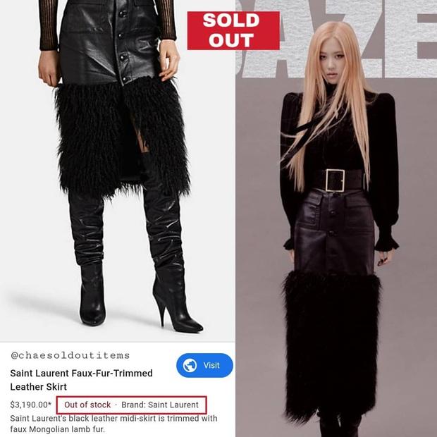 Những item khó ngấm tưởng ít ai mua nhưng nhờ công Black Pink lăng xê mà vẫn sold out như thường - Ảnh 6.