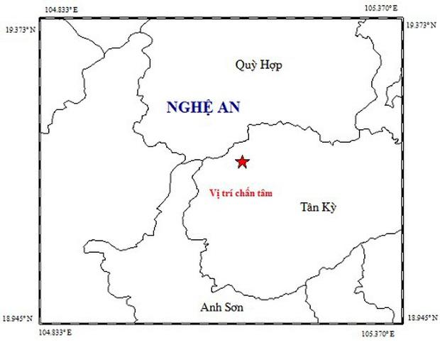 Động đất 4,2 richter ở Nghệ An, người dân hốt hoảng tháo chạy - Ảnh 1.