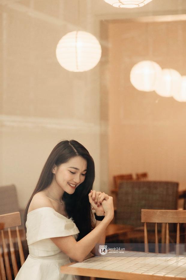 Ngọc Nữ: Chẳng hẹn mà gặp, tất cả người yêu cũ đều cưới vào cuối năm nay nên mình cũng có chút chạnh lòng - Ảnh 8.