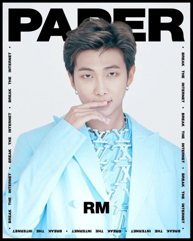 Các thành viên BTS hoán đổi tài năng cho nhau: RM và J-Hope được khao khát nhất, Jimin ước điều quá dễ thương - Ảnh 2.