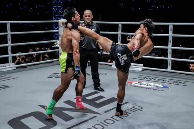 Độc cô cầu bại Nguyễn Trần Duy Nhất thể hiện cực đỉnh trên sàn tập, sẵn sàng tạo nên chiến tích tiếp theo tại ONE Championship - Ảnh 5.