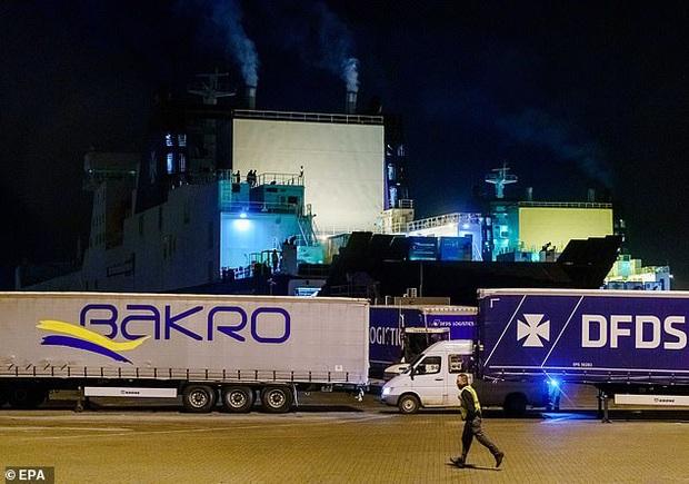 Hà Lan phát hiện 25 người di cư trong container đông lạnh trên đường sang Anh - Ảnh 1.