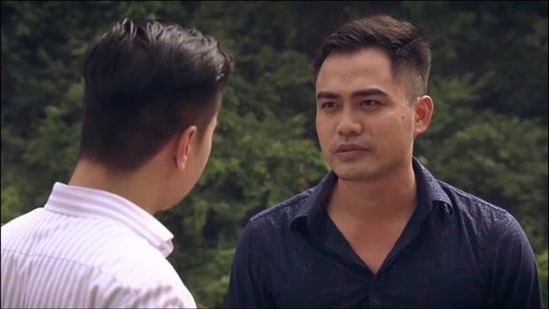 Preview Sinh Tử tập 13: Chí Nhân xà nẹo Quỳnh Nga, ghen nổ mắt vì tình nhân đu đưa qua điện thoại với trai lạ - Ảnh 4.