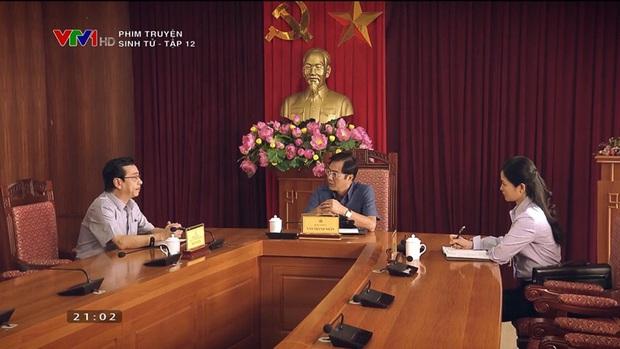 Sinh Tử tập 12: Khải mũ cối ập tới đòi công bằng, Việt Anh lôi ngay bài tử vi xoa dịu rồi lại mắng té tát - Ảnh 10.