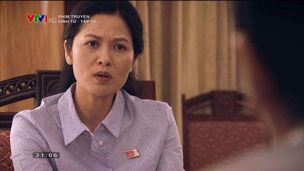 Sinh Tử tập 12: Khải mũ cối ập tới đòi công bằng, Việt Anh lôi ngay bài tử vi xoa dịu rồi lại mắng té tát - Ảnh 12.