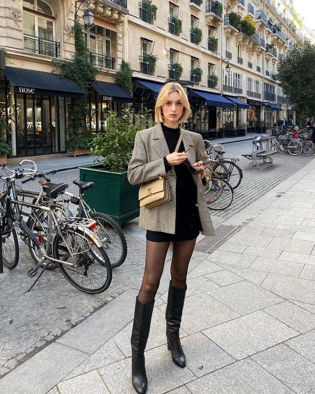 Rồi bạn cũng sẽ diện đồ mùa Đông đẹp không góc chết như phụ nữ Pháp, nếu sắm 5 items đinh sau đây - Ảnh 14.