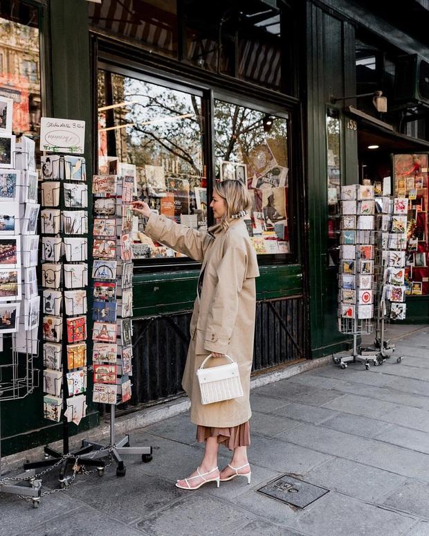 Rồi bạn cũng sẽ diện đồ mùa Đông đẹp không góc chết như phụ nữ Pháp, nếu sắm 5 items đinh sau đây - Ảnh 3.