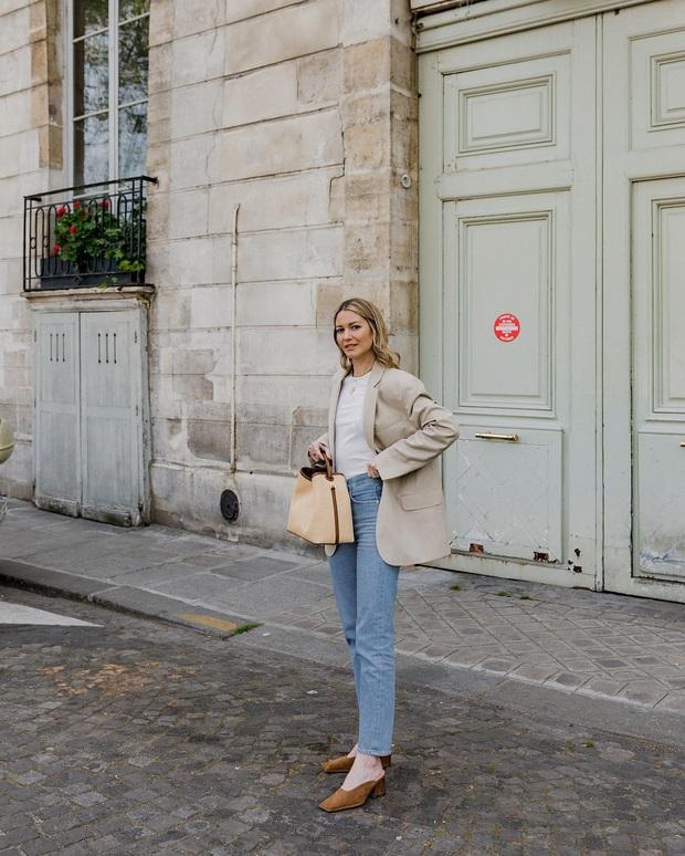 Rồi bạn cũng sẽ diện đồ mùa Đông đẹp không góc chết như phụ nữ Pháp, nếu sắm 5 items đinh sau đây - Ảnh 22.