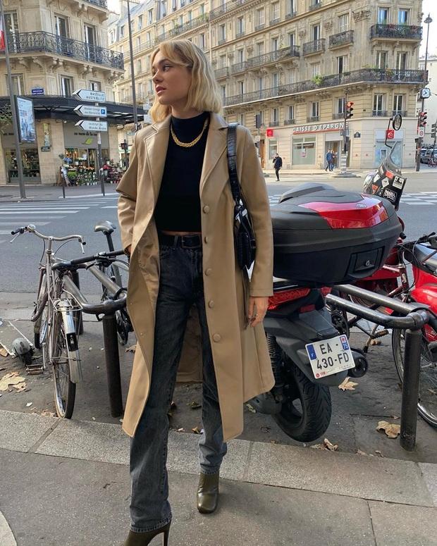 Rồi bạn cũng sẽ diện đồ mùa Đông đẹp không góc chết như phụ nữ Pháp, nếu sắm 5 items đinh sau đây - Ảnh 4.