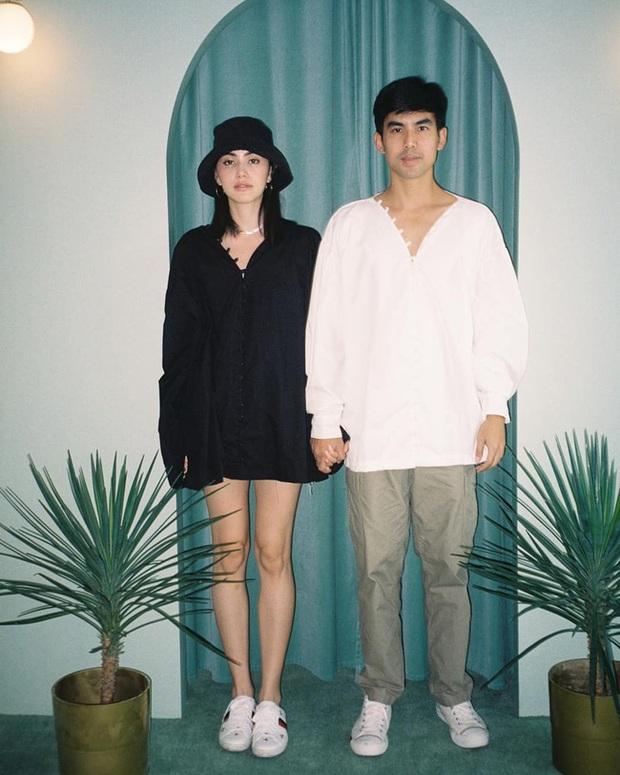 Mai Davika và bạn trai kiêm ông hoàng phòng vé T-biz: Thường xuyên lên đồ xuyệt tông, thấy mà ghen tị hết sức - Ảnh 5.