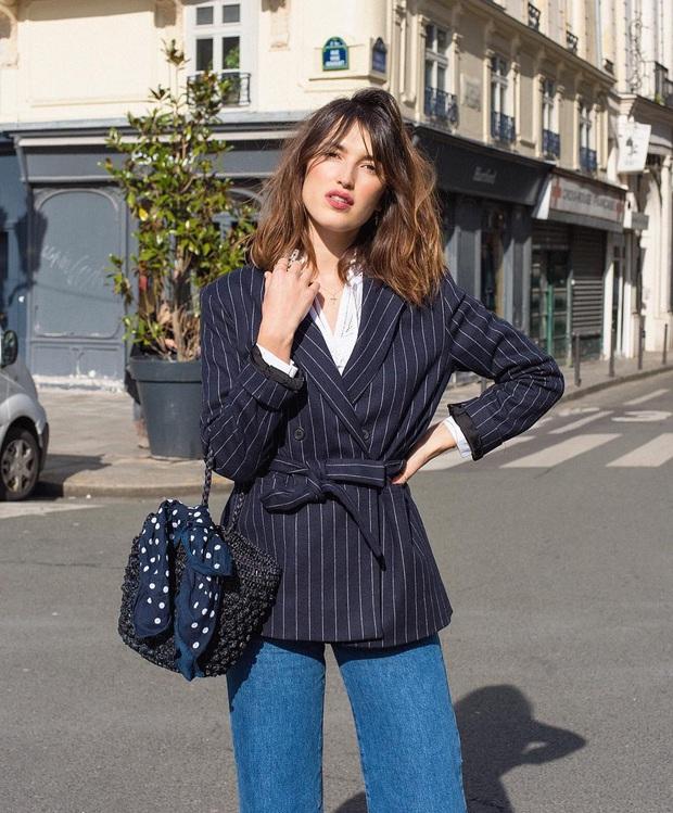 Rồi bạn cũng sẽ diện đồ mùa Đông đẹp không góc chết như phụ nữ Pháp, nếu sắm 5 items đinh sau đây - Ảnh 6.
