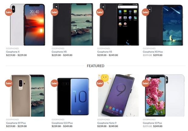 Đặc sản Trung Quốc khiến Apple hết hồn: iPhone song sinh là Goophone, dáng hình y đúc giá rẻ bội phần - Ảnh 3.