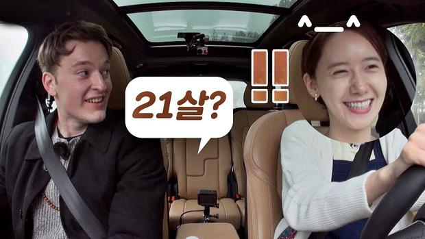 Nhan sắc các nữ thần Hàn qua phản ứng của dàn sao đình đám: GD mê Yoona như điếu đổ, IU mê hoặc cả em út BTS và TWICE - Ảnh 9.