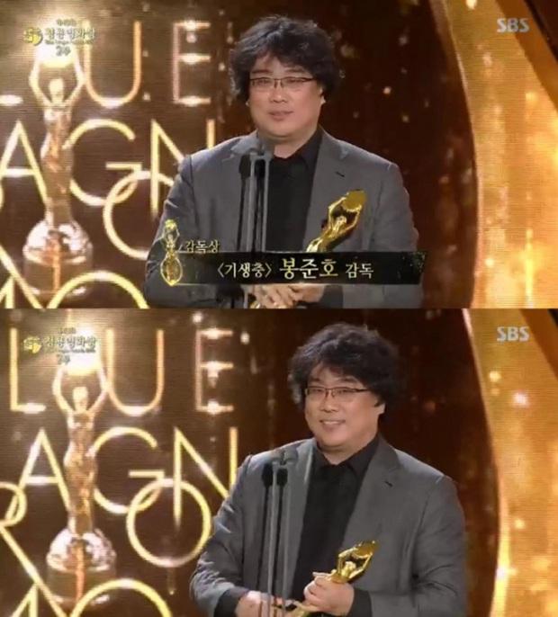 Rồng Xanh 2019: Ký Sinh Trùng thắng đậm nhưng sao bự Song Kang Ho vẫn chịu thua trước đàn em Jung Woo Sung - Ảnh 2.