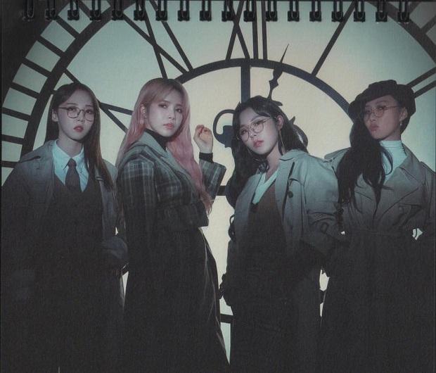 Từ nhóm nhạc ít ai biết, MAMAMOO tăng thành tích gấp 700 lần, vượt luôn GFRIEND để bám sát Red Velvet - Ảnh 3.