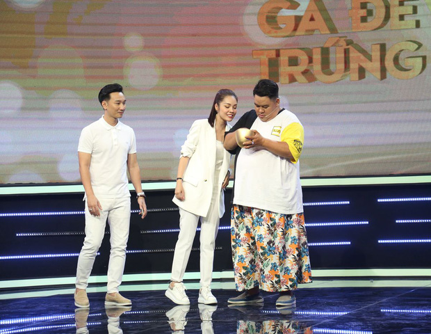 Dù mắng nhau gay gắt, Lê Giang - Tiết Cương vẫn thắng được 181 triệu đồng - Ảnh 2.
