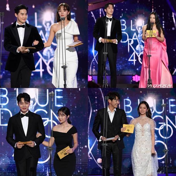 Rồng Xanh 2019: Ký Sinh Trùng thắng đậm nhưng sao bự Song Kang Ho vẫn chịu thua trước đàn em Jung Woo Sung - Ảnh 7.