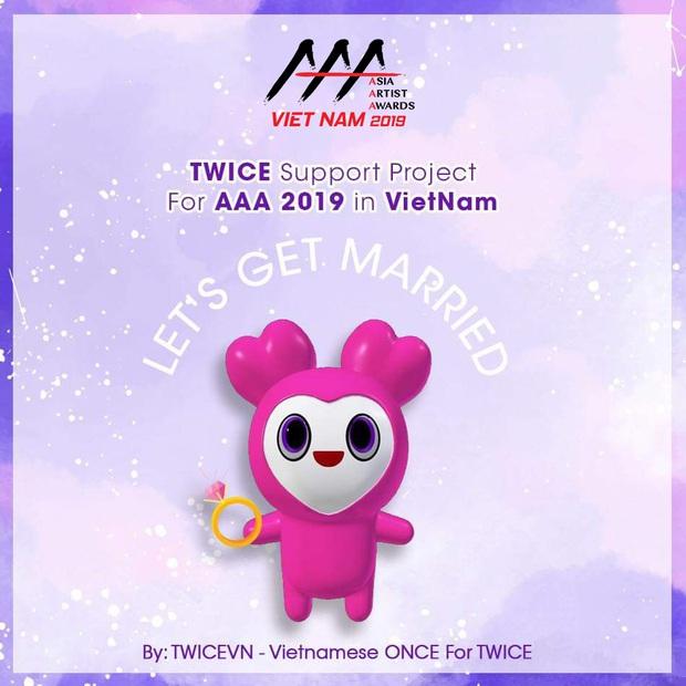 Fandom Việt nô nức chuẩn bị loạt project xịn xò đón idol về AAA 2019: Fan TWICE chuẩn bị linh vật siêu to khổng lồ, fan Suju làm luôn nhà tài trợ - Ảnh 3.