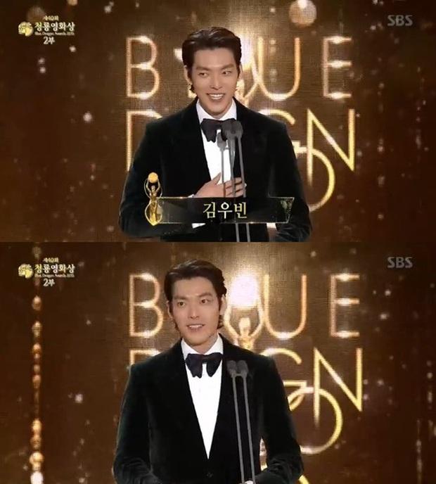 Rớt nước mắt loạt ảnh Kim Woo Bin chính thức lộ diện sau 2 năm điều trị ung thư: Anh gầy quá, nhưng nụ cười đầy rạng rỡ! - Ảnh 5.