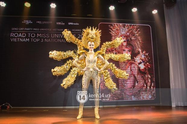 Chính thức: Hoàng Thùy chọn Cà Phê là Quốc phục mang đến Miss Universe 2019 dù từng bị netizen chê tơi tả! - Ảnh 11.