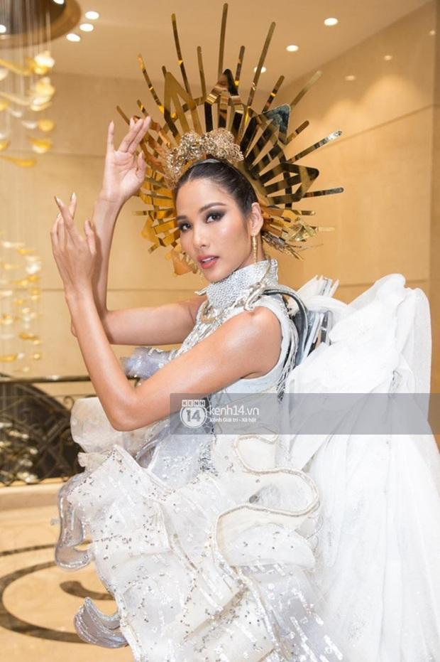 Chính thức: Hoàng Thùy chọn Cà Phê là Quốc phục mang đến Miss Universe 2019 dù từng bị netizen chê tơi tả! - Ảnh 8.